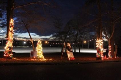 Pell City Lakeside Park Christmas '17 (1)