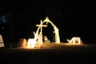 Pell City Lakeside Park Christmas '17 (10)