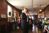 Walt Maddox & Mallory Hagan In Anniston (5)