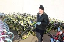 Kiwanis & Martin's Bicycle Giveaway (27)