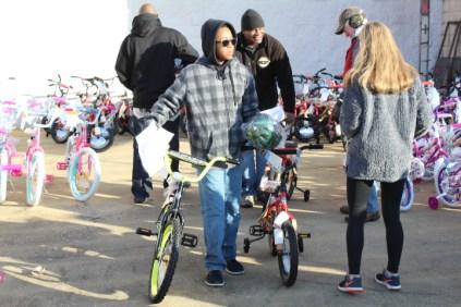 Kiwanis & Martin's Bicycle Giveaway (67)