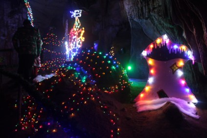 Rickwood Caverns Christmas 2018 (1)