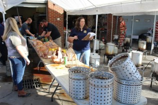 Calhoun County Sheriff Turkey Fry 2019 (21)
