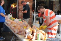 Calhoun County Sheriff Turkey Fry 2019 (25)