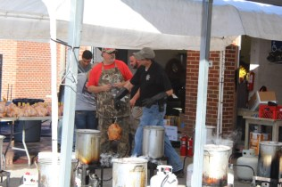 Calhoun County Sheriff Turkey Fry 2019 (32)