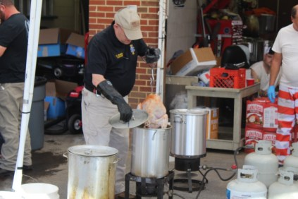 Calhoun County Sheriff Turkey Fry 2019 (34)