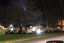 Quintard Avenue Christmas Lights 2019 (35)