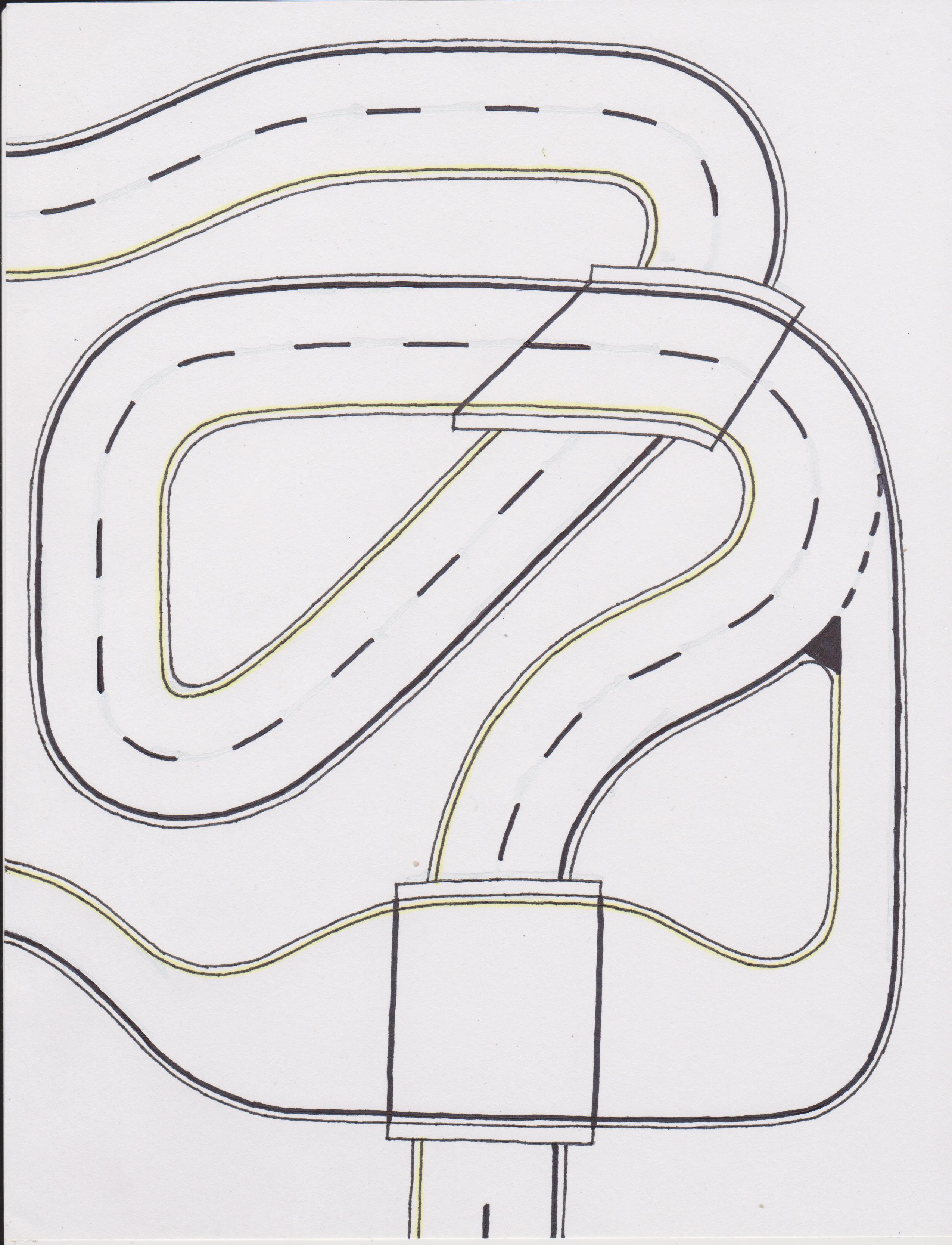 Roadscapes Wednesday Nathan S Ultimate Go Kart Track