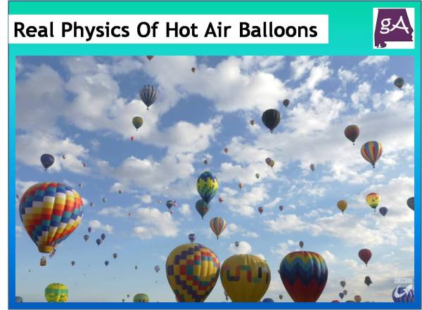 hot air balloon physic # 65