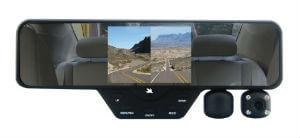 Falcon Zero F360 HD DVR Dual Dash Cam