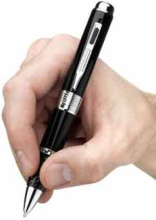 The Official 720P Spy Pen Camera