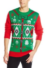 Star Wars Men's Stargyle Sweater