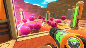 slime rancher gameplay