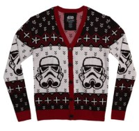 Star Wars Stormtrooper Adult Cardigan