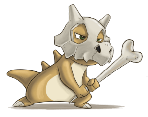 pokebominations - cubone