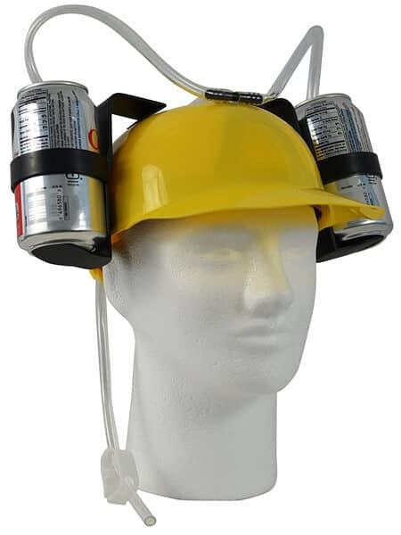 Soda Guzzler Helmet 10