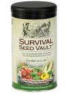 Survival Seed Vault
