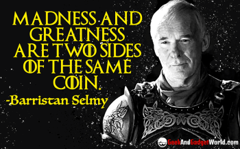 Barristan Selmy quote