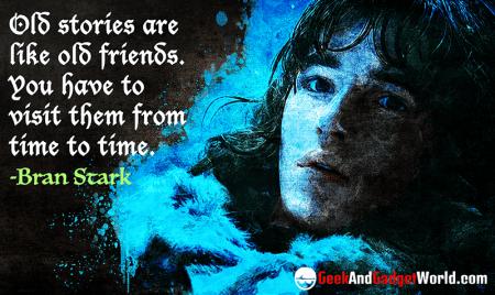 Bran Stark Quote