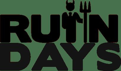 Ruin Days Revenge Website