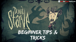 Don't Starve New Player Tips And Tricks