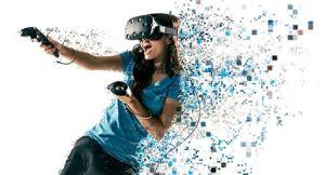HTC Vive Steam VR 3