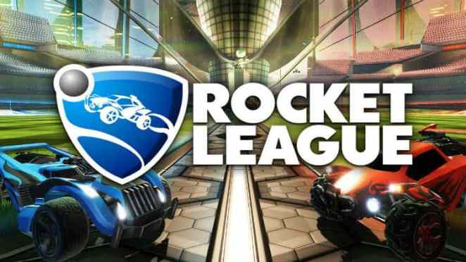 Rocket League Main Image
