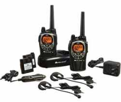 36 Mile 50 Channel FRSGMRS Two Way Radios