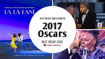 Best 2017 Oscars Tweets