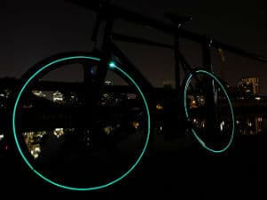 Nori Lights Wheel Lighting Kit