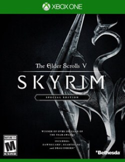 The Elder Scrolls V Skyrim Special Edition Xbox1