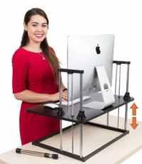 The UpTrak Metro Pro SitStand Standing Desk 1