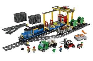LEGO City Trains Cargo Train 60052 Building Toy 2