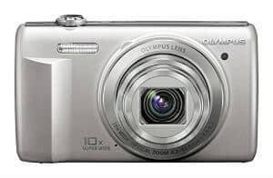 Olympus VR 340 16MP Digital Camera