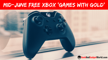 Mid June 2017 Free Xbox Games With Gold