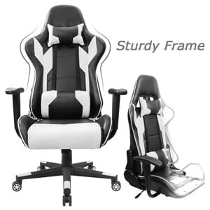Homall Executive Swivel Leather Gaming Chair 2