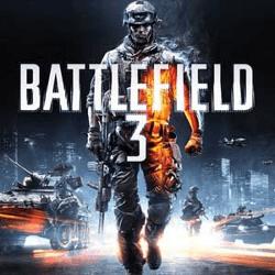 Battlefield 3 Xbox Cover