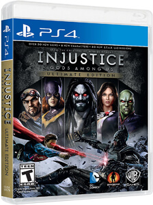 Injustice Gods Among Us – Ultimate Edition