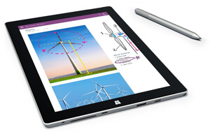 Microsoft Surface 3 Tablet2