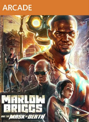 Marlow Briggs And The Mask Of Death Xbox 360 Cover