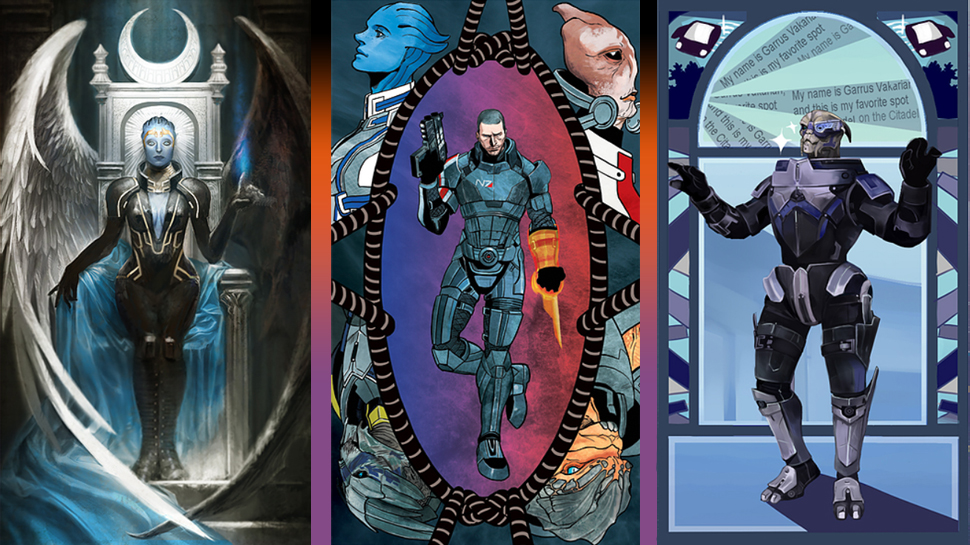 "This ""Mass Effect"" Tarot Is The Harbinger Of Your Fortune"
