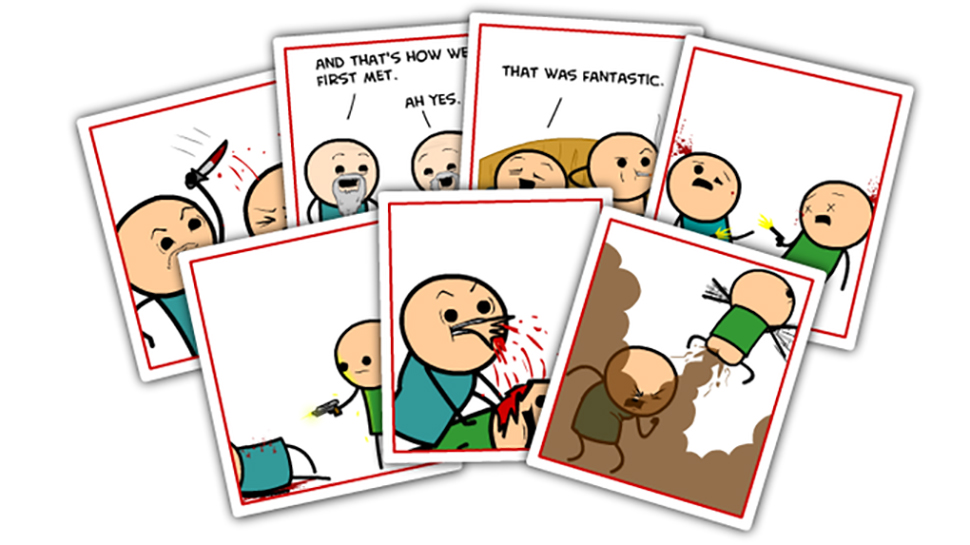cards against humanity cyanide