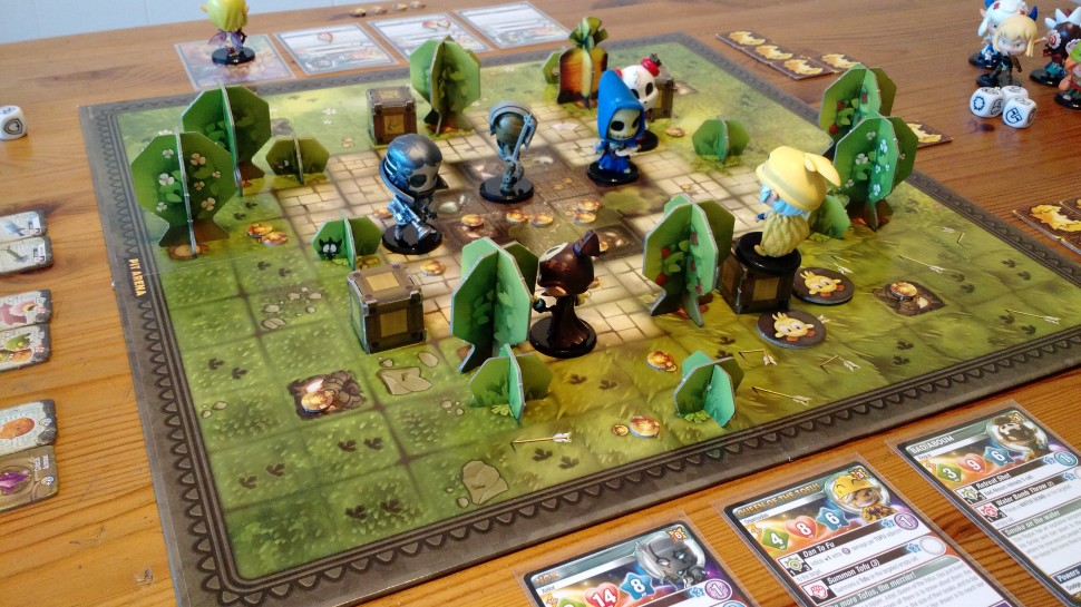 A MOBA But For Your Table Top Geek And Sundry