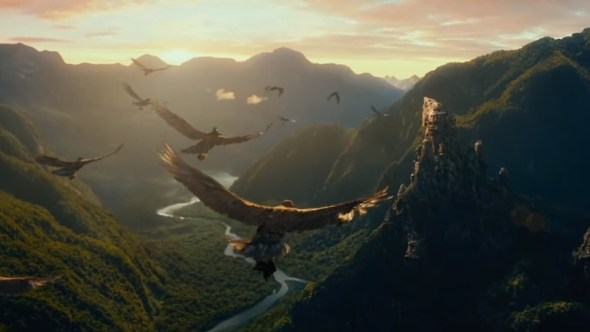 Risultati immagini per lord of the rings eagle