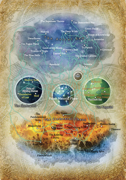 Feywild Map : feywild, Facts, Critical, About, Feywild, Sundry