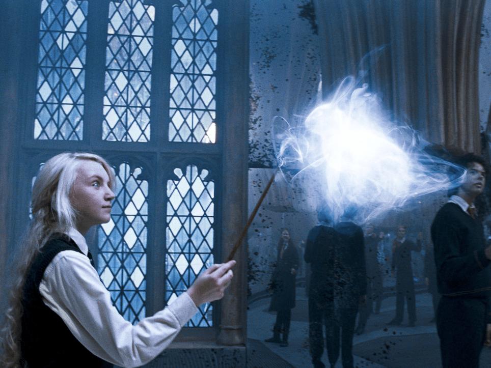 Luna Lovegood Wallpaper Quotes Playing Hogwarts Battle The Way Dumbledore Would Geek