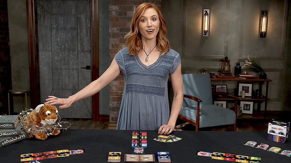 Watch How To Play Sparkle Kitty Geek And Sundry