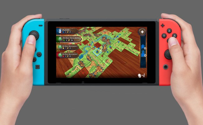 4 Board Games We Wish We Could Play On The Nintendo Switch