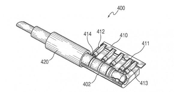 Apple a déposé un brevet pour une prise jack miniaturisée