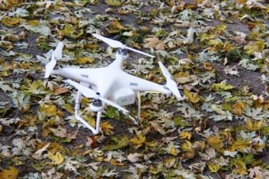 DJI Phantom II Drone Copter